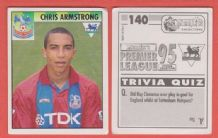 Crystal Palace Chris Armstrong